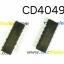 CD4049 Buffers & Line Drivers DIP16 thumbnail 1