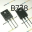 B778 PNP Power Transistor -120V/-10A thumbnail 1