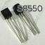 S8550 TO-92 0.5A40V PNP transistor thumbnail 1