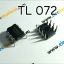 TL072 OP Amps DIP8 thumbnail 1