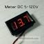 M177: Voltage Meter DC 5V-120V thumbnail 1