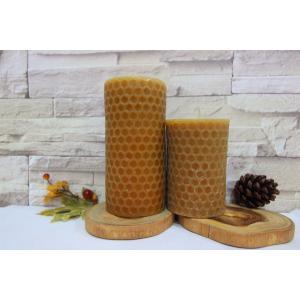 เทียนแทร่งรูปรังผึ้ง Bee Hive Pillar Candle