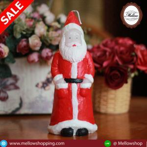 เทียน Santa Claus ซานตาคลอส ตัวใหญ่