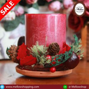 Red Rustic Giftset 3x4""