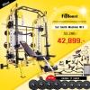Set Smith Machine รุ่น NF3 Plus 50 Kg