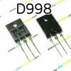 D998 NPN TRANSISTOR 120V/10A