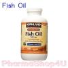 Kirkland Omega-3 Fish Oil 1,000 mg, 400 Softgels วิตามิน น้ำมันปลาและโอเมกา 3 เคิร์คแลน 1,000 มิลลิกรัม 400 เม็ด
