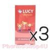 (ซื้อ3 ราคาพิเศษ) LUCY Shampoo แชมพูกำจัดเหา 30mL จากสารสกัดธรรมชาติ พร้อมหวีดเสนียด