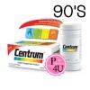 CENTRUM สูตรใหม่ 90 เม็ด เพิ่ม LUTEIN Betacarotene บำรุงสายตา บำรุงร่างกาย และระบบประสาท