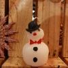 เทียน Snow Man 185.78 กรัม