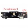 USB Charger แผงตูดชาร์จ Redmi NOTE3 MTK (24PIN)