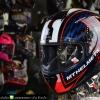 หมวกกันน็อคMT Thunder3 ISLE OF MAN สี Black-Red