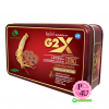 G2X จี ทู เอ็กซ์ โสมเกาหลีและเห็ดหลินจือ 60 เม็ด วิตามินและแร่ธาตุ ช่วยเสริมสร้างภูมิต้านทานร่างกาย วยชะลอความแก่ ต้านอนุมูลอิสระ