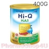 Dumex Hi-Q H.A 1 ไฮคิว เอช เอ 1 พรีไบโอโพรเทก 400 กรัม นมผงสูตรสำหรับทารกที่มีความเสี่ยงต่อภูมิแพ้ และแพ้โปรตีนนมวัว
