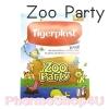 TIGERPLAST ZOO PARTY PLASTER 8 ชิ้น ไทเกอร์ พลาส ลายสัตว์ป่าน่ารัก ปิดแผล ได้ทั้งเด็ก และผู้ใหญ่