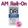 (ทาเช้า) CerTain Dri Everyday Strength Roll-On 74 mL เซอร์เทนดราย เอฟวรีเดย์ โรลออน สูตรทาทุกเช้า ชนิด ลูกกลิ้ง สำหรับผู้ที่มีปัญหาเหงื่อออกใต้วงแขน