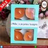 เทียนหอมทีไลท์แบบใหญ่ [JUMBO Tealight] กลิ่นส้ม (ORANGE) 6 ชิ้น ต่อแพ็ค