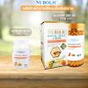 3 กระปุกเล็ก (30 เม็ด) นมผึ้ง นูโบลิค Nubolic Royal jelly สดจากออสเตรเลีย พรีเมียมคุณภาพสูง ส่งฟรี EMS