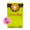 CHELATED MAGNESIUM CHELAMAG 30 Tablets QUALIMED คีเลต แมกนีเซียม ควอลิเมด 30 เม็ด 100 mg ลดอาการปวดหัวไมเกรน ลดอาการเหน็บชา