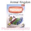 TIGERPLAST ANIMAL KINGDOM PLASTER 8 ชิ้น ไทเกอร์ พลาส ลายสัตว์ป่าน่ารัก ปิดแผล ได้ทั้งเด็ก และผู้ใหญ่