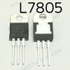 T135:L7805 Positive voltage regulators