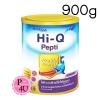 (แพ้นมวัว) HI-Q Pepti 900g ไฮคิว เปปติ นมผงสำหรับทารกแรกเกิดถึง 1ปี โปรตีนเวย์ ที่ย่อยสลายให้เป็นโปรตีนขนาดเล็ก สามารถใช้ดื่มแทนนมวัวและใช้ปรุง