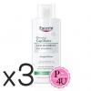 (ซื้อ3 ราคาพิเศษ) EUCERIN DermoCapillaire Anti-Dandruff Shampoo 250 ml แชมพูสูตรขจัดรังแค ขจัดความมัน สิ่งตกค้างที่หนังศีรษะ ลดการคัน ลดรังแคอย่างมีประสิทธิภาพ