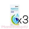 (ซื้อ3 ราคาพิเศษ) Hialid 0.1 Ophthalmic solution 5mL sodium hyaluronate 0.1 % น้ำตาเทียม บรรเทาอาการตาแห้ง