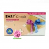 Easy Check Ovulation (LH) Test 1 กล่อง ตรวจระยะไข่ตก แม่นยำมากกว่า 99% แบบจุ่ม 5 ชิ้น แถมตรวจตั้งครรภ์ 1 ชิ้น