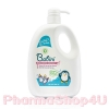 Babini Baby Bottle Cleanser 1000mL เบบีนี่ เบบี้ บอทเทิล คลีนเซอร์ ทำความสะอาดพร้อมป้องกันเชื้อแบคทีเรีย