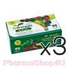 (ซื้อ3 ราคาพิเศษ) Bioveggie ผักอัดเม็ด 5 สี 30ซอง/กล่อง มีสารอาหาร วิตามิน แร่ธาตุ Phytonutrients สูง ช่วยในการขับถ่าย