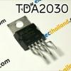 TDA2030 Hi-Fi AMPLIFIER AND 35W