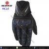 ถุงมือ SCOYCO MC10 สีน้ำเงิน