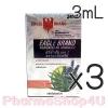 (ซื้อ3 ราคาพิเศษ) Eagle Brand Formular2 3ml น้ำมันนกอินทรีย์ บรรเทาอาการ ปวดเมื่อย เคล็ดขัดยอก