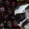 หมวกกันน็อคRider รุ่น Vision X สี Dot White Black