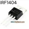 T129:IRF1404 N Channel Power Mosfet 40V/202A