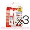 (ซื้อ3 ราคาพิเศษ) Blistex Intensive Moisturizer Cherry 6mL บลิสเทค อินเทนซีฟ มอยเจอร์ไรเซอร์ เชอร์รี่ ลิปบาล์ม เพิ่อมความชุ่มชื้นให้ริมฝีปาก