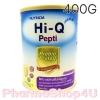 (แพ้นมวัว) HI-Q ไฮคิว เปปติ นมผงสำหรับทารกแรกเกิดถึง 1 ปี 400 กรัม โปรตีนเวย์ ที่ย่อยสลายให้เป็นโปรตีนขนาดเล็ก สามารถใช้ดื่มแทนนมวัวและใช้ปรุง