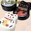 Beckoning Cat Bento Box - กล่องเบนโตะญี่ปุ่น รูปแมวมงคล