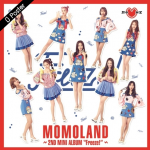 "[PRE-ORDER] MOMOLAND - 2nd Mini Album ""FREEZE"""