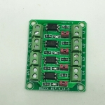 PC817 Optocoupler Isolation Board 4ช่อง