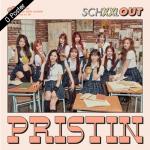 """[PRE-ORDER] PRISTIN - 2nd Mini Album """"SCHXXL OUT"""" (IN VER.)"""