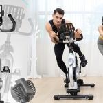 จักรยานออกกำลังกาย จักรยานนั่งปั่น จักรยานเอนปั่น Spinbike