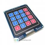 TEE I2C Keypad - 4x4 Keypad I2C Two-wire bus