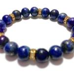 ลาพิซ ลาซูรี 8 มม./Lapis Lazuli 8 mm.