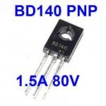 T131:BD140 1.5 A/80 V PNP Transistor