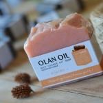 สบู่น้ำมันมะพร้าวสกัดเย็น - ทานาคา/ Pure Coconut Oil Soap