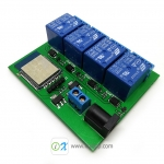 DIYmall ESP32S Relay 4 Channel Wifi Bluetooth Module