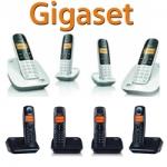 FAQ เกี่ยวกับการใช้งาน Gigaset A450,A490 DUO