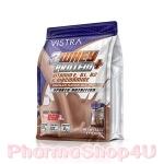 Vistra Sports 3 Wheyprotien Chocolate 35G*ซอง เวย์ไอโซเลต เวย์คอนเซนเตรท และเวย์เปปไทด์ สร้างกล้ามอย่างมั่นใจ
